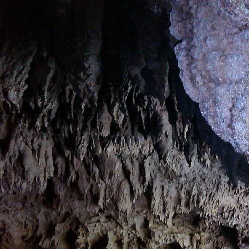 Spelunking. #esupa #summer #caving #adventure #2013 (at Nilal-an Cave, Can-abong Borongan E. Samar)
