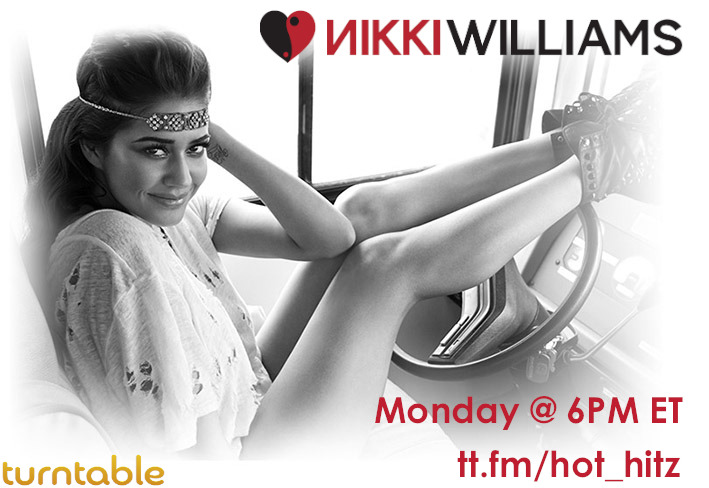 Tonight at 6PM ET, join Nikki Williams as she breaks it down in Hot Hitz.