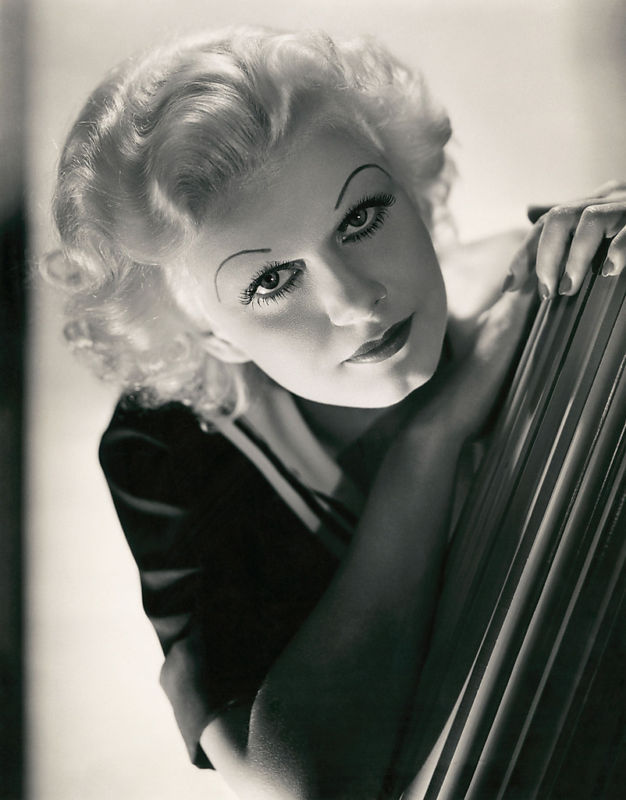 screengoddess:  Jean Harlow