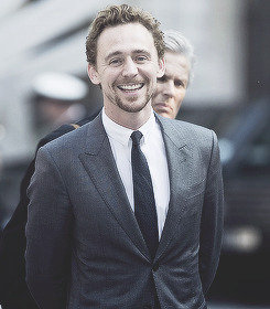 """There is nothing more stylish than a well-made suit"" -Tom Hiddleston"