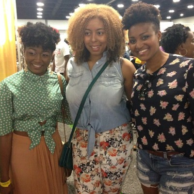 @lexiwiththecurls #worldnaturalhairshow #naturalhairshowatl #naturalhairshowconvention