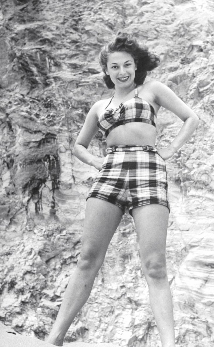retrogirly:  Ruth Roman