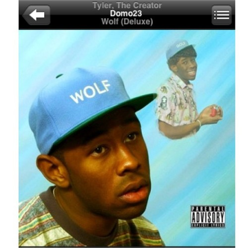 F**ck That Golfwang! Listening through Tyler The Creator's new album titled Wolf.