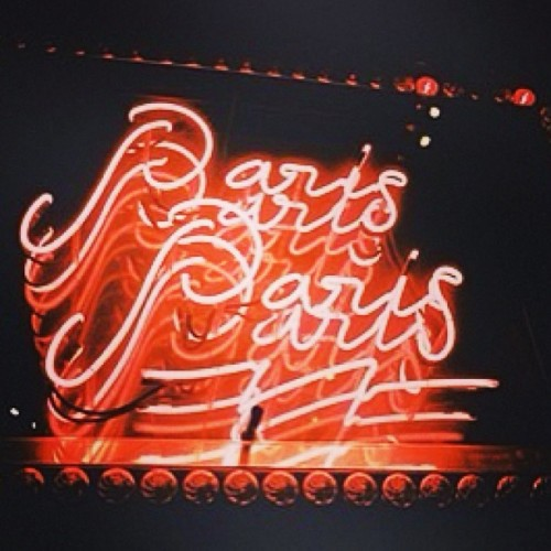 #paris #france #neon #vintage http://on.fb.me/17U3cQD