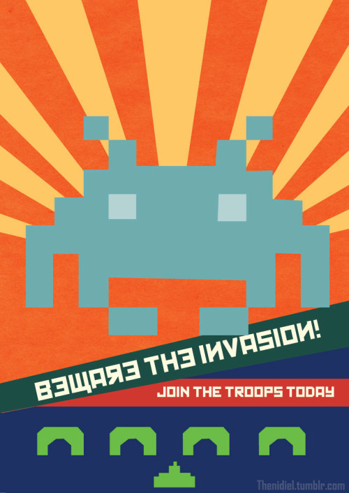 Beware the invasion!