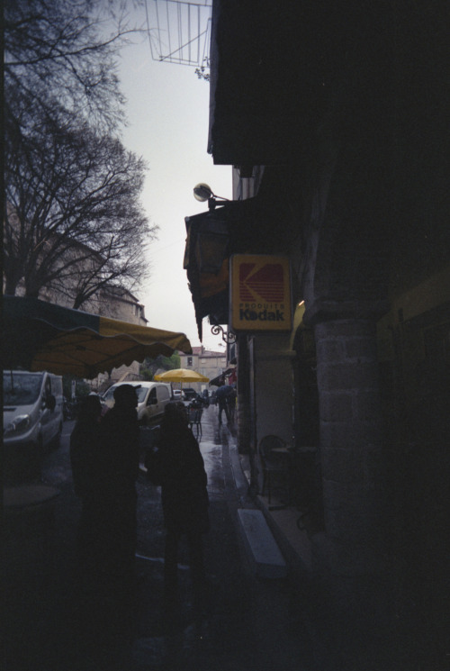 mranalog:  Analog Photo Kodak* Place: Nice, La france Camera: Vivitar ultra slim & wide film self processed and scanned at home