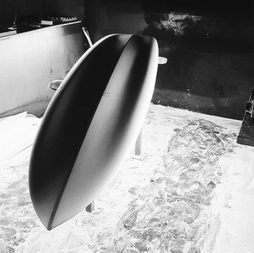"12'2"" Glider by @sealegged #BoardsInTheBay #pintail..."
