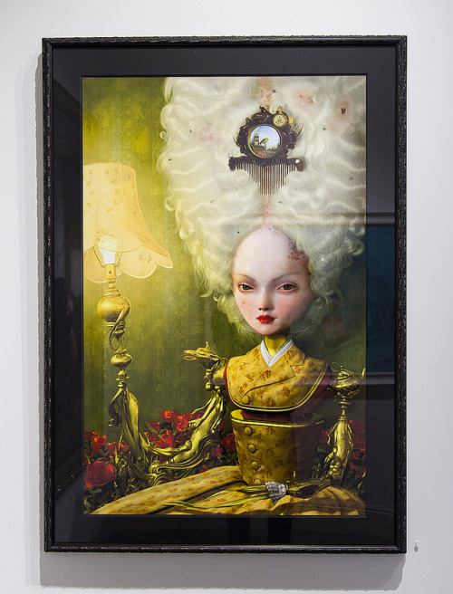 "Ray Caesar's ""New and Rare Works"" at CHG Circa"