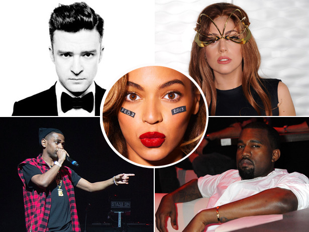 VH1′s 13 Most Anticipated Albums Of 2013 What are you most excited about?