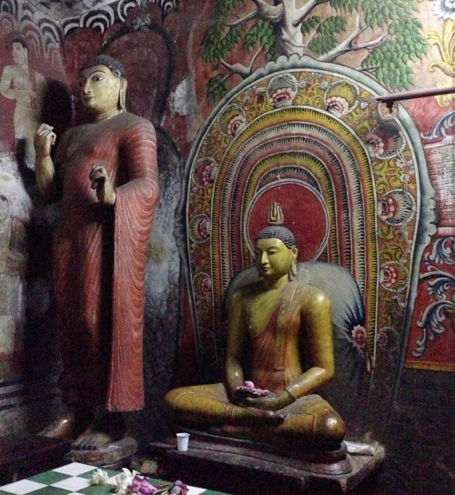 to-the-one-ill-never-please:  Dambulla Rock Temple, Sri Lanka