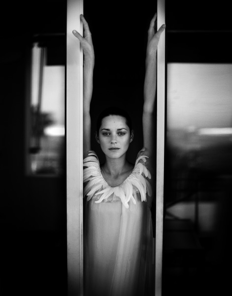 youbroketheinternet:  lightnessandbeauty:  Marion Cotillard by Patrick Swirc   Perfect image  Hey Mal, I'll be stuck in limbo with you. Holler.