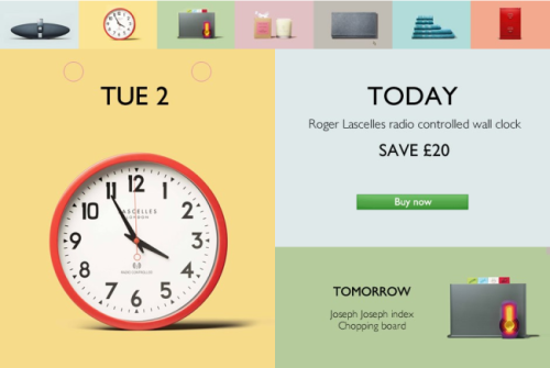 John Lewis Spring Offer a Day!I'm a day late, but better late than never. John Lewis have an event this month where every day…View Post
