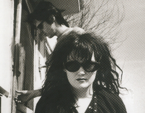 John Doe and Exene Cervenka