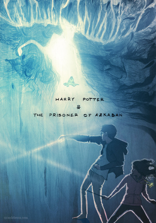 Harry Potter and the Prisoner of Azkaban by ~Kyendo