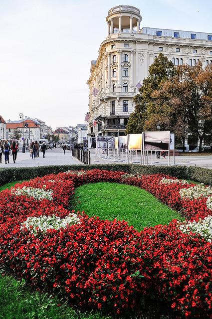 Bristol Hotel (Warsaw, Poland) on Flickr.