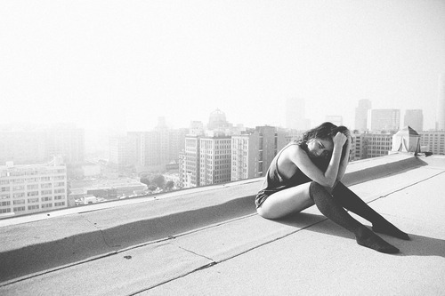 """Above it All""model korrinaphoto marcus hyde"