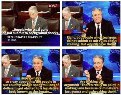 crooked-rain:  jon stewart is my hero
