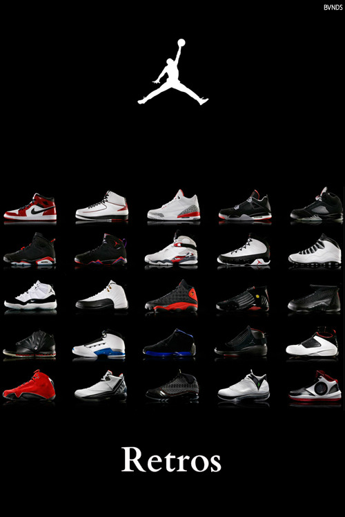 crepespot:  We Love Jordans