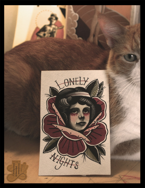 hopelesslover-tattoos:  toolie's lonely nights