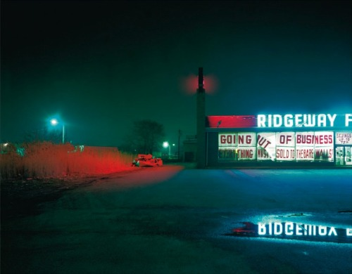 wandrlust:  Route 17, Maywood, New Jersey, 1979 — Joe Maloney  22.02.2013 and 23:08