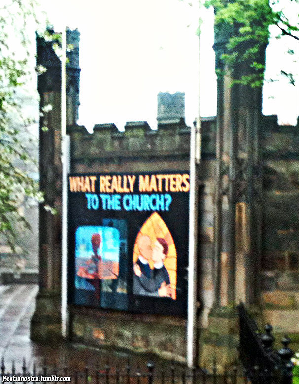 scotianostra:  St John's Episcopal Church, Princes Street