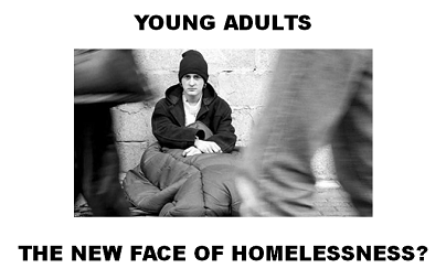 Since the recession, tens of thousands of 18-24 year olds are sleeping on friends' couches, in cars, and on the streets. Many are hesitant to seek help and are hopeful that their situation is only temporary. It is also difficult to get an accurate count of these young Americans as they are an elusive group, so there is no way to tell exactly how many young adults are struggling to find housing. What should be done about this new youth crisis? LIKE & REBLOG to share your opinion!  For today's full translation, click here!