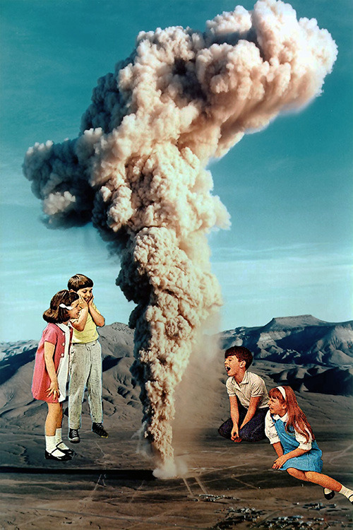 """Fablebusters"" by Eugenia Loli  Follow the artist: TumblR 