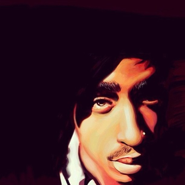 """The only thing that comes to a sleeping man is dreams"" - Tupac Shakur"