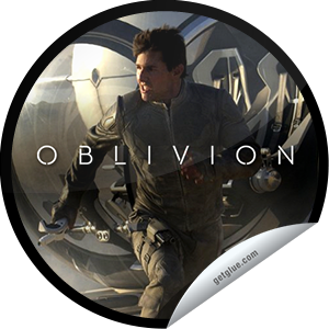 I just unlocked the Oblivion Opening Weekend sticker on GetGlue                      7289 others have also unlocked the Oblivion Opening Weekend sticker on GetGlue.com                  You rushed to the theater to see this movie before the world ends. Thank you for seeing Oblivion in theaters during opening weekend.  Share this one proudly. It's from our friends at Universal Pictures.