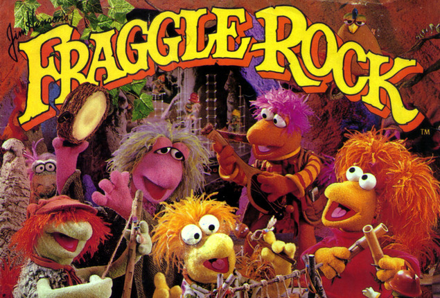 gq:  Hey '80s kids: Fraggle Rock is 30 years old this year.