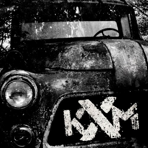 KXM album cover - dUg Pinnick, George Lynch, Ray Luzier