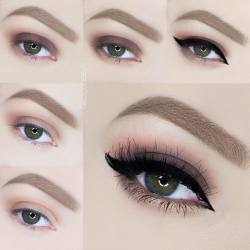 beauty girl fashion eyes beautiful style makeup Make up eye makeup makeup tutorial eyemakeup eyes makeup