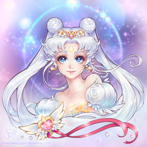 Neo Queen Serenity Crystal: Neo Queen Serenity On Tumblr