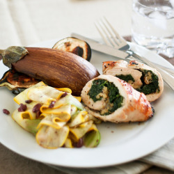 Chicken Spinach Roulade-6 by Sonia! The Healthy Foodie on Flickr.