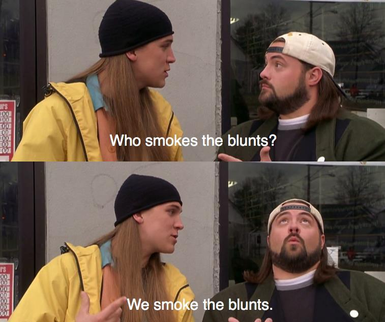 easymoneymike:  Jay and Silent Bob