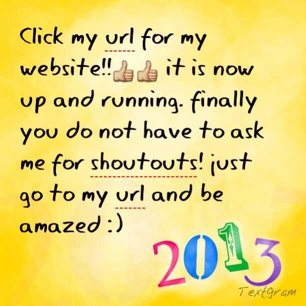 Do it now!!!!!! Go to my orofile limited time :)