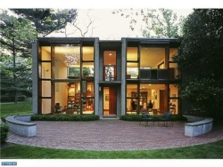 For Sale in Philly: Louis Kahn's iconic Esherick House is still for sale, after failing to sell at auction in 2008. This fabulous one bedroom home is one of Kahn's most important works. We've visited it in the past and it is a magical home. Own a piece of architectural history for only $1.1 million.  > Learn More