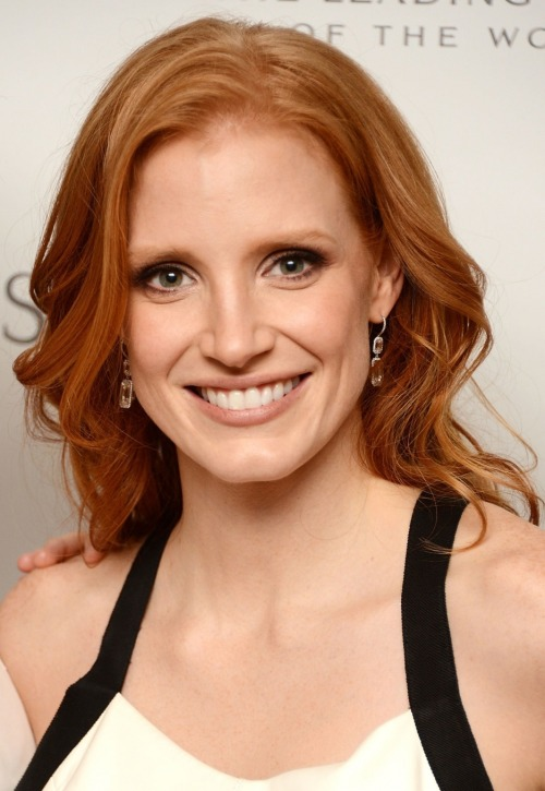 Happy birthday to Jessica Chastain - 36 and completely impeccable.