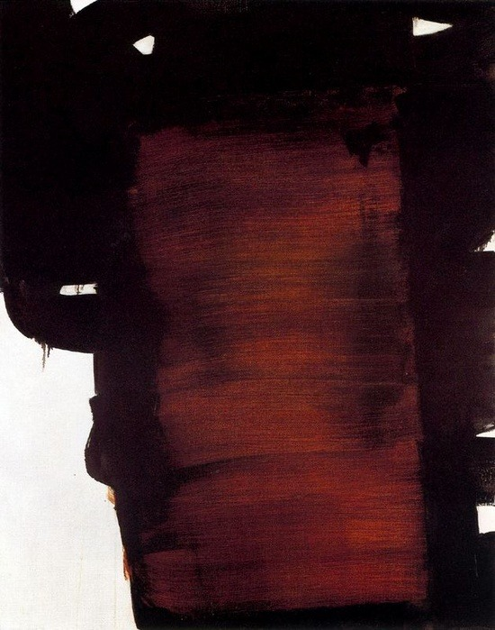 justanothermasterpiece:  Pierre Soulages.