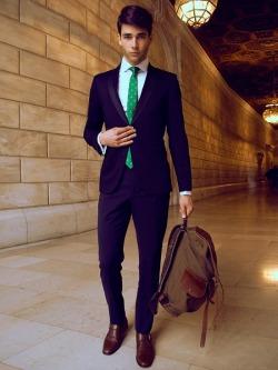 fashion style menswear suits lookbook men's fashion men's suits