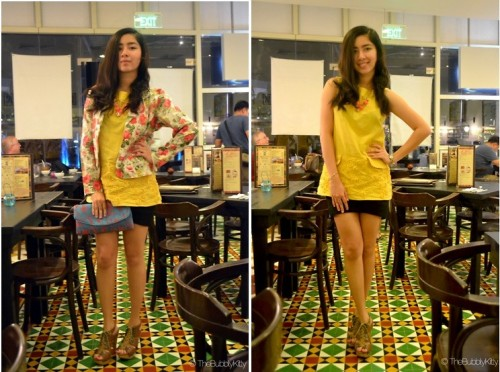 Flower Power (by Marielle Gantuangco)A lot of florals in different ways! :) Wore this in attending a fashion show.
