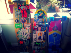 ripcitystoner:  I love all of my boards