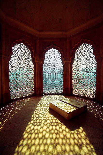 uncommonjones:  The Conservatory by misterpulcri  Amber Fort, Jaipur, India