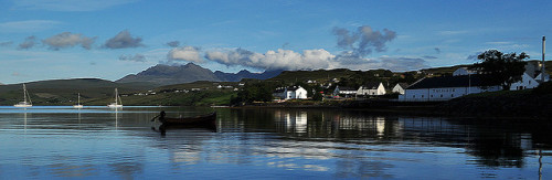 Carbost, Isle of Skye by marlesghillie on Flickr.