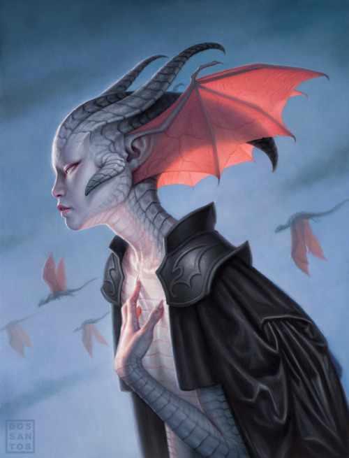 emmajerk:  The Dragon Empress, Dan Dos Santos