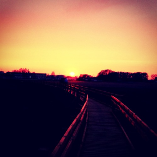jermacenko:  Sunset in Liepaja ,Latvia!!!