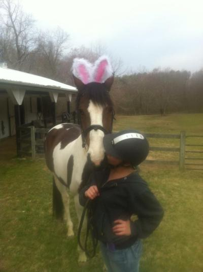 My Easter bunny <3