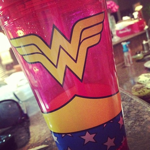 Basically I love #WonderWoman :)