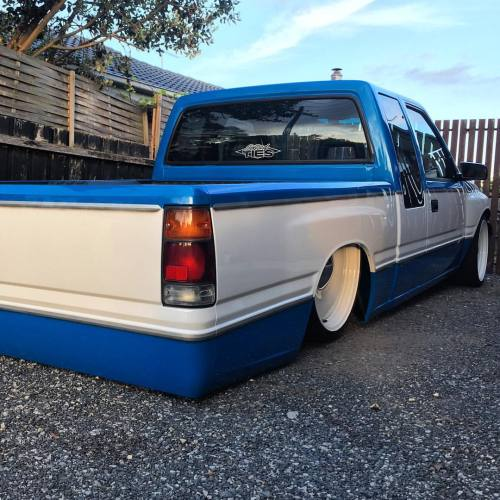Happy Mexican Friday #bagged #bodied #minitruck #minitruckin #minitruckinmagazine #airbag #airsuspension #onsills #onsillsdotcom #lowered #truckin #pickup #bas1c #dut #mmtruckin #accuairsuspension #accuair #severedties #severedtiesaustralia...