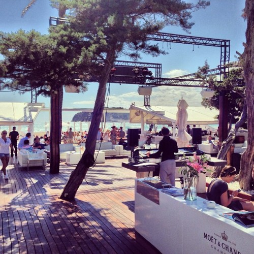 #Blue #Marlin #Ibiza #Beach #Club #party #playa #summer #dj #fiesta #musicon #instapic #instacool #instagood #instalike  (at Blue Marlin Ibiza)